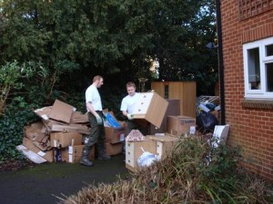 House and Garage Clearance in Epping and Theydon Bois CM16