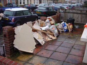 DIY and Builders Waste Removal Homerton E9