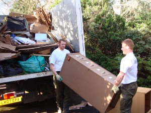 Garage Clearance in Chingford E4