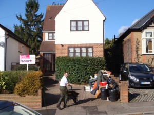 House Clearance in Loughton IG10