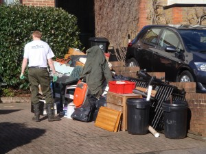 House Clearance in Epping CM16