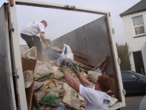 builders waste removal EC4