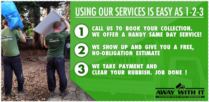 how our waste removal services work