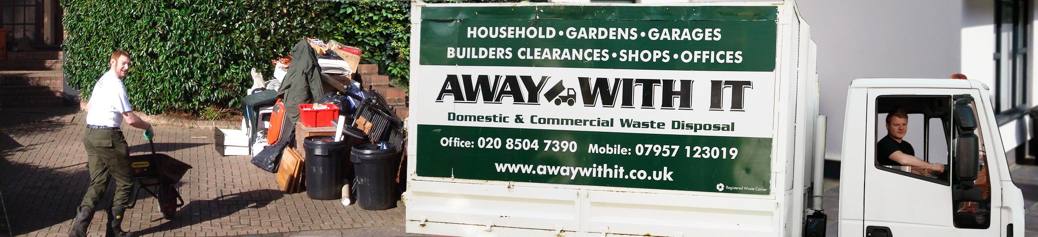 garden clearance clerkenwell