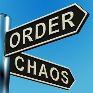 sign: order and chaos