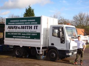 Commercial Waste Removal Bow E3