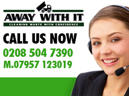 Away With It Waste Removal Services | 0208 504 7390
