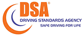 Driving Standards Agency (DSA) logo